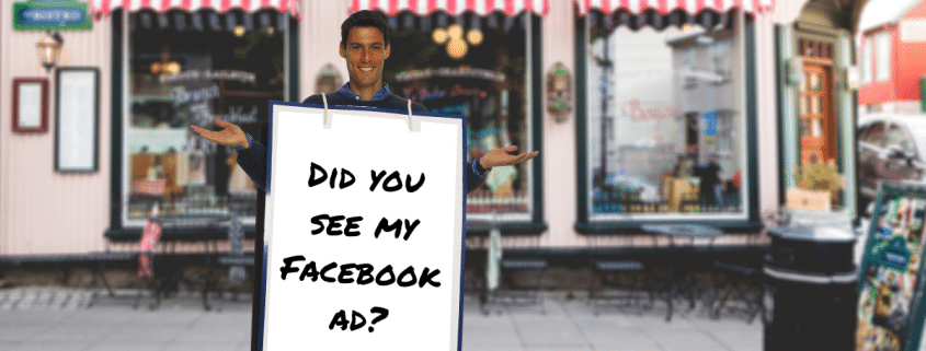 do facebook ads work for a small business