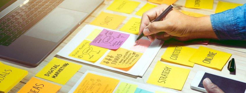 create a digital marketing plan